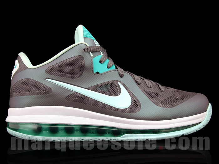 brand new 7440d d3f76 510811-001 Dark Grey Mint Candy-CL Grey-New Green. Nike LeBron 9 Low  GreyMint CandyNew Green 8220Easter8221 Nike LeBron 9 Low GreyMint CandyNew  Green ...