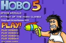 Hobo 5 Space Brawls