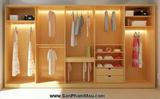 Những điều cần biết cho phong thủy của tủ quần áo-2