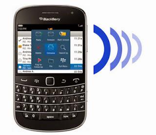 Cara Membuat Blackberry Menjadi Wifi Portabel di OS 7
