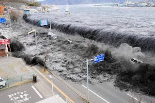Tsunami Japón - 2011