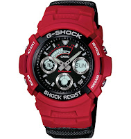 Casio G-Shock : AW-591RL-4A