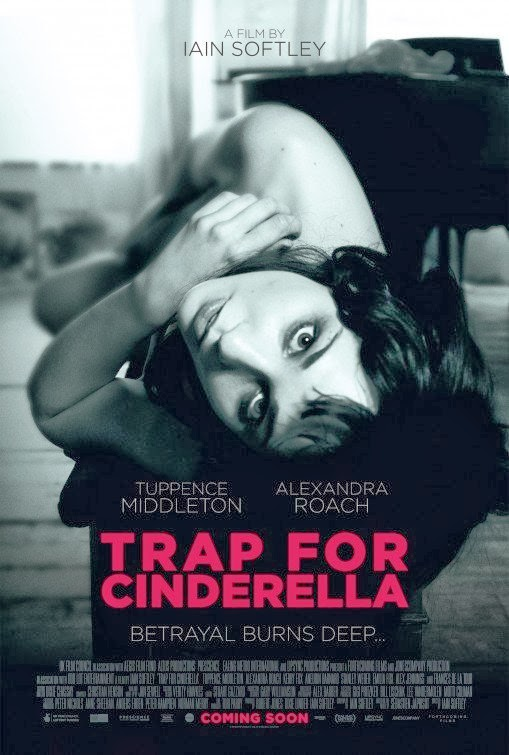 Poster Of English Movie Trap for Cinderella (2013) Free Download Full New Hollywood Movie Watch Online At Alldownloads4u.Com