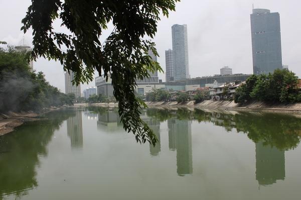Waduk Melati Jakarta