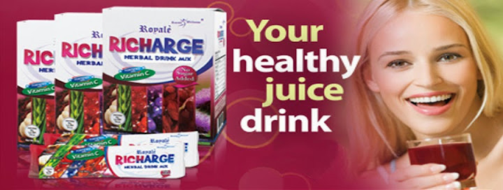 The Miracle Herbal Juice Drink!