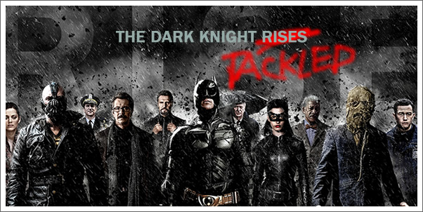The Dark Knight Rises (Soundtrack) by Hans Zimmer - Gang-Tackle Review