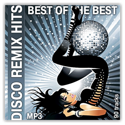1 Disco Remix Hits – Best Of The Best (2012)