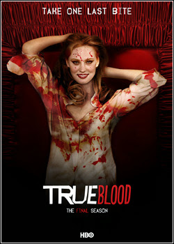 4 True Blood 7ª Temporada Dublado RMVB + AVI