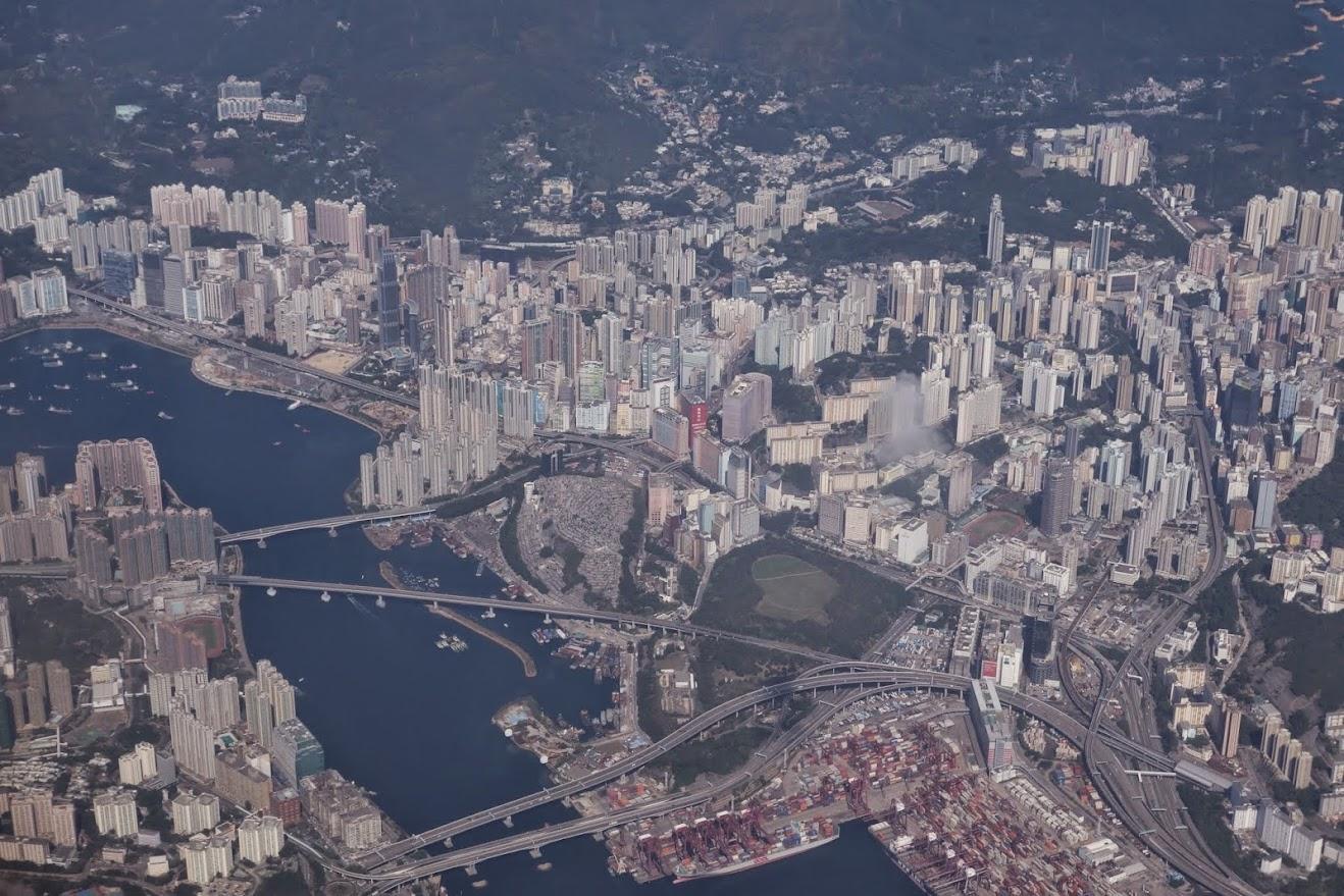 View of Hong Kong 1