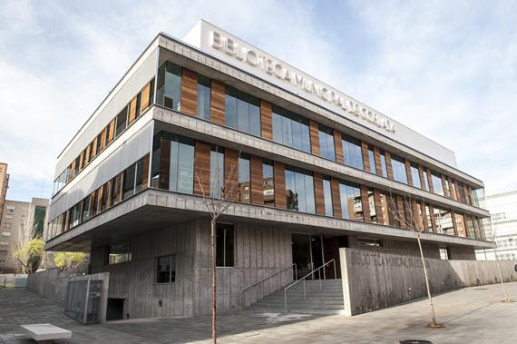 Inaugurada la nueva biblioteca municipal de Coslada