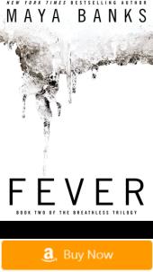 Breathless series - Fever - erotic romance novels