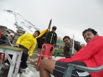 Finally at Rohtang