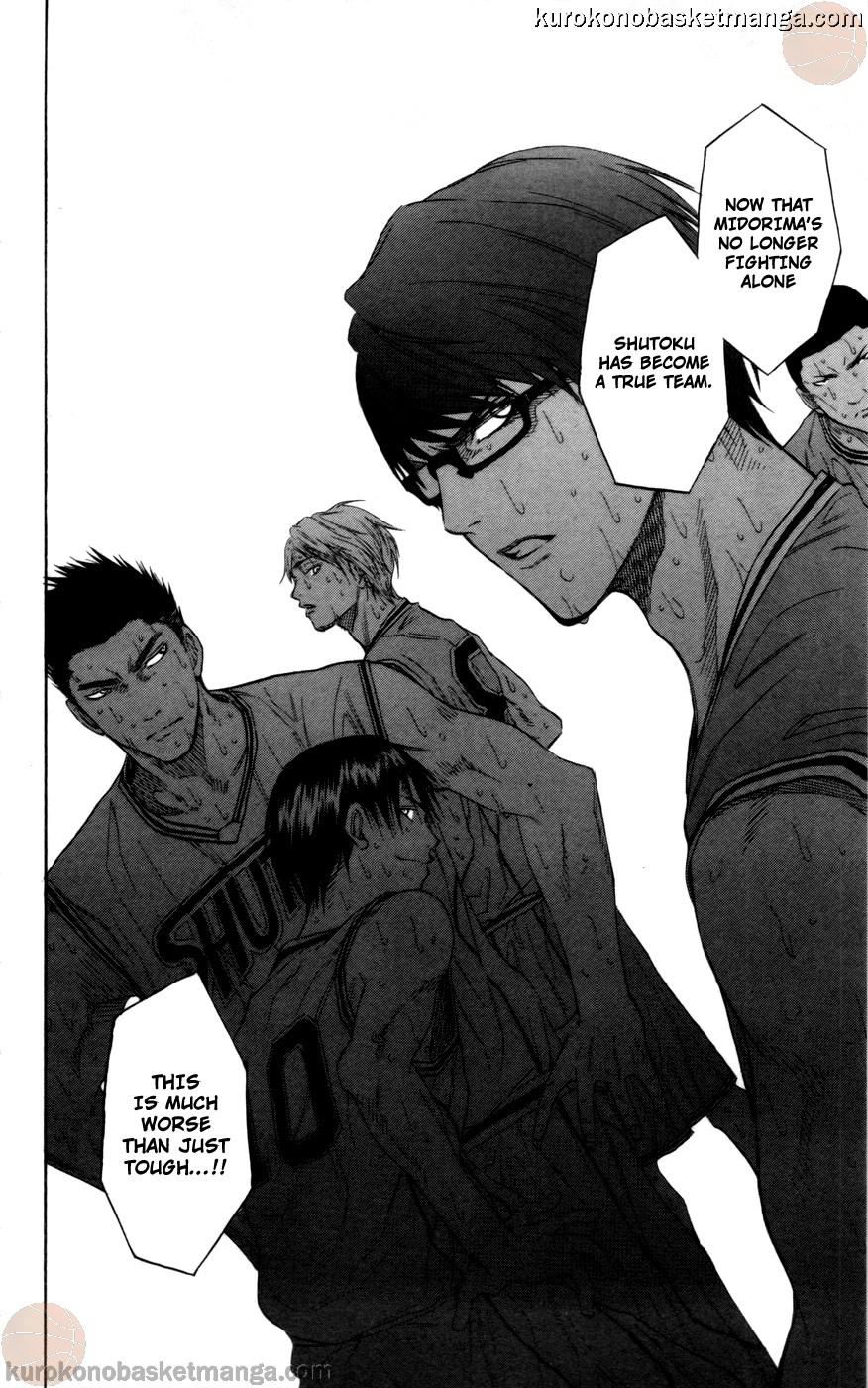 Kuroko no Basket Manga Chapter 87 - Image 22