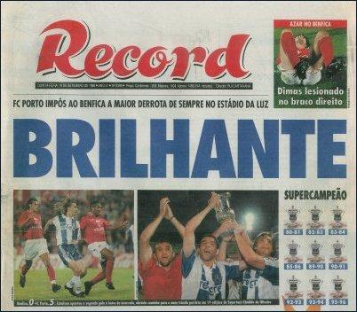 Record: Brilhante