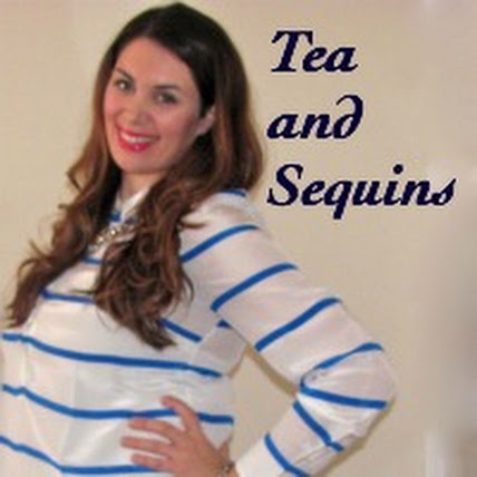 TEA AND SEQUINS
