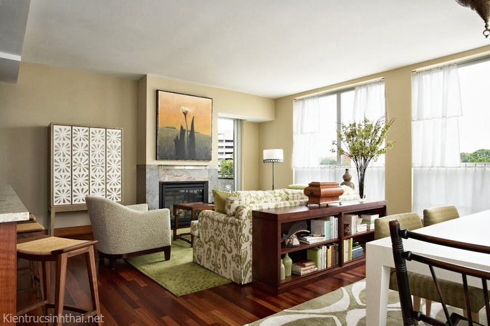 Thiết kế căn hộ chung cư