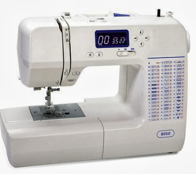 Janome 8050 Electronic Sewing Machine
