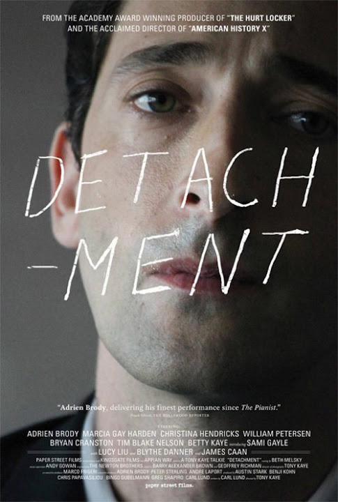Assistir Detachment Legendado BRRip 2012
