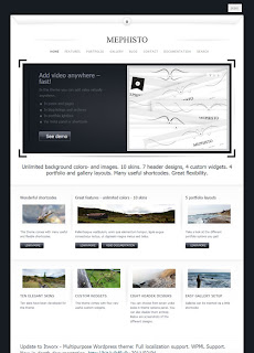 Mephisto � Premium Multipurpose WordPress theme