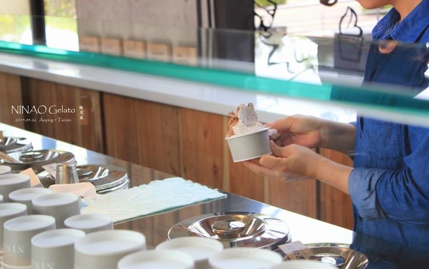 台南安平冰淇淋,蜷尾家二店-4