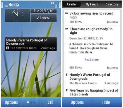 Download New Update Nokia Reader for Nokia N8