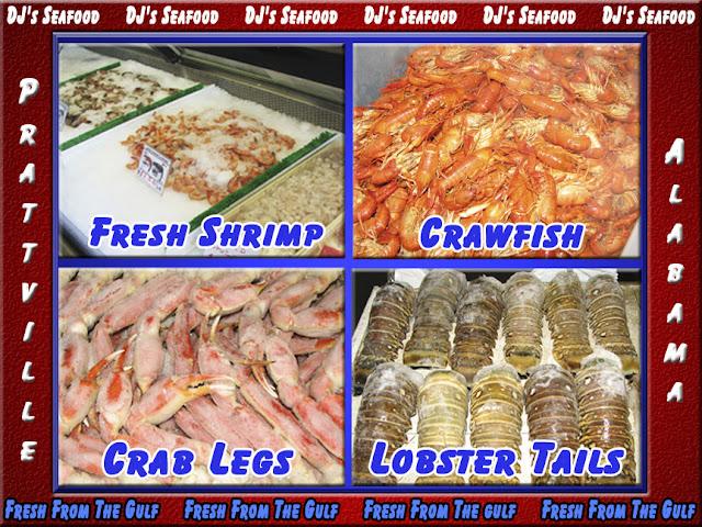 dj's seafood in prattville alabama