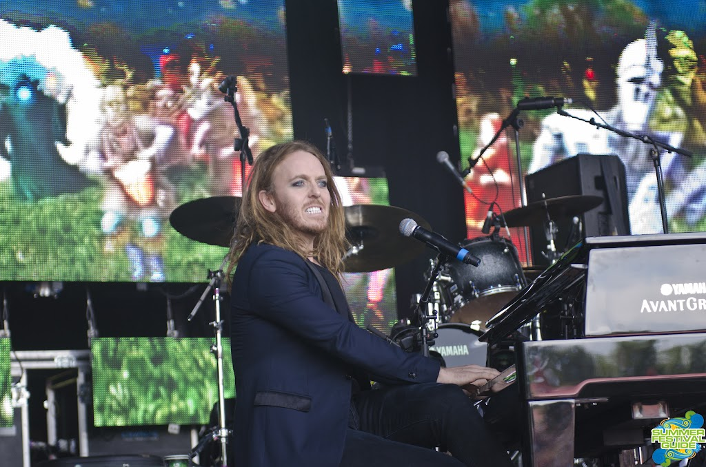 Tim Minchin @ Secret Garden Party