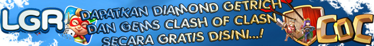 Free Gems COC and Diamond GetRich