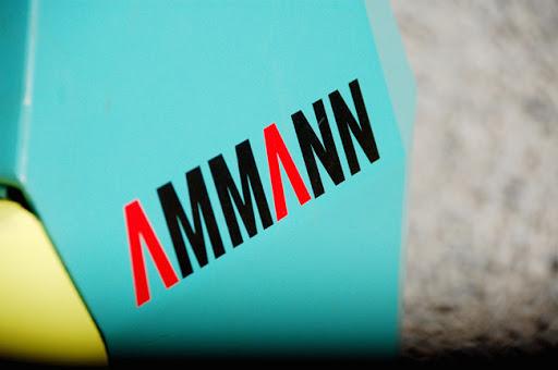 Ammann Rüttelplatte