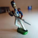Napoleonic French Imperial Guard von ESCI