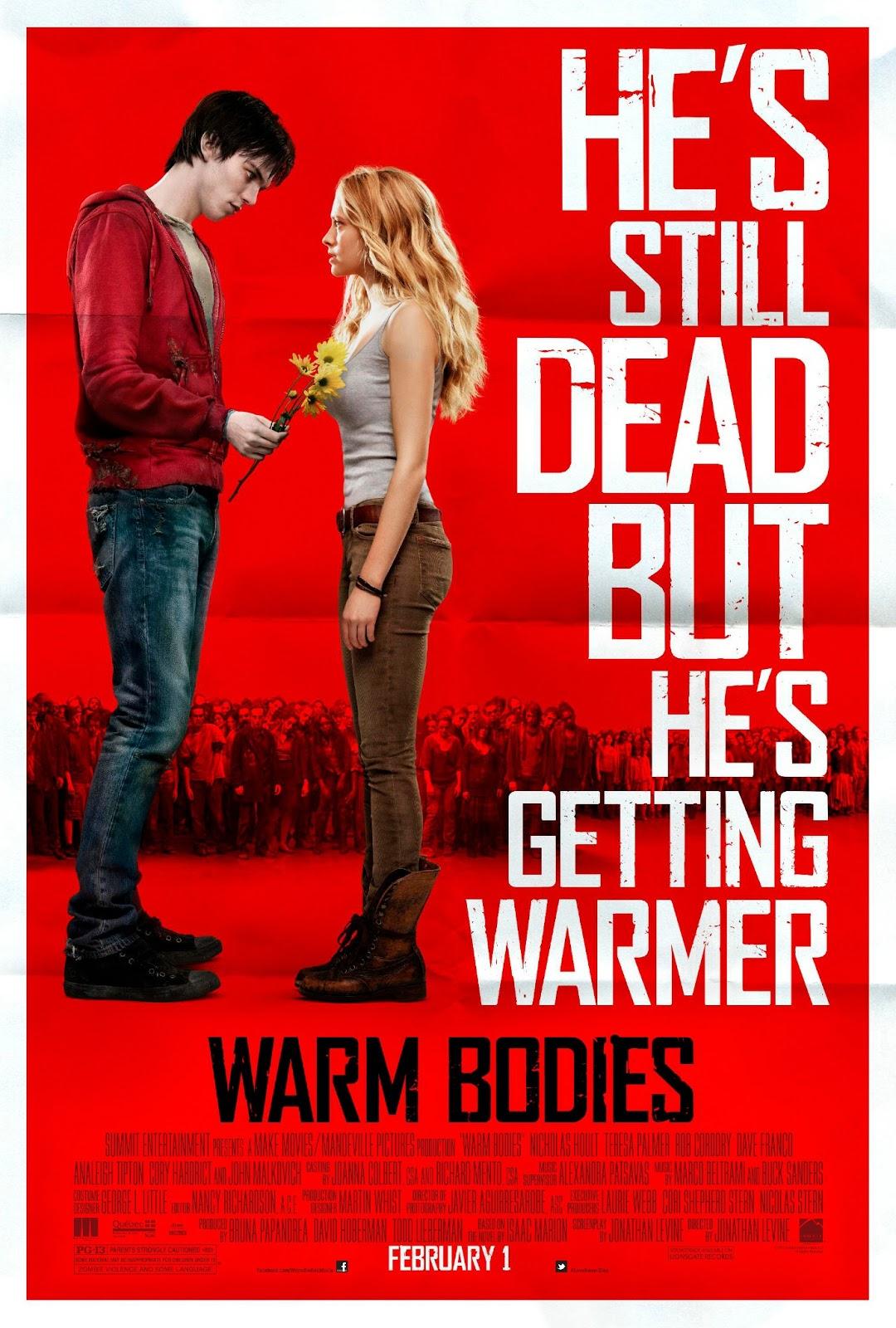 Tình Yêu Zombie - Warm Bodies