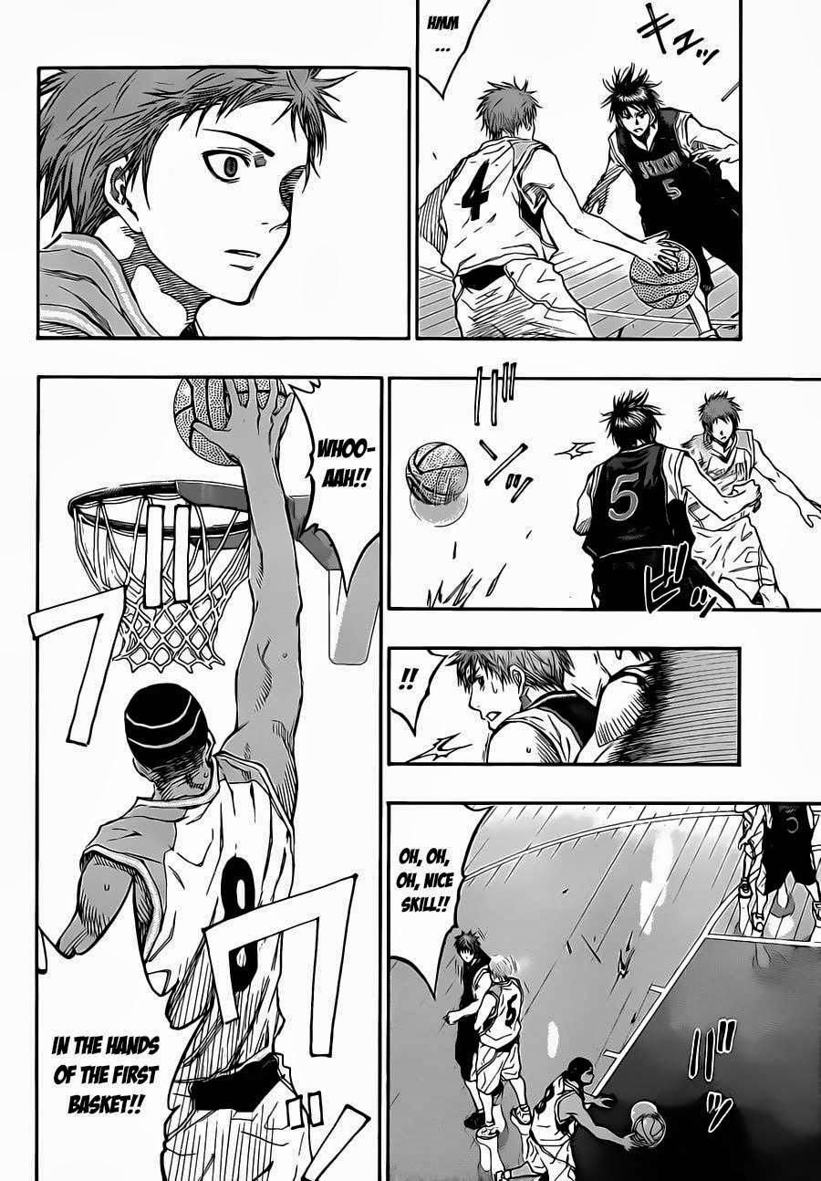 Kuroko no Basket Manga Chapter 232 - Image 12