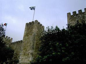 Башни крепости Сан Жорже