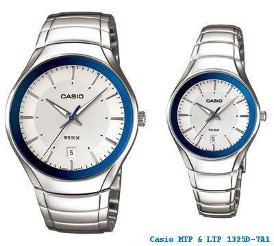 Jual Jam Tangan Casio Couple Standard   LTP-1325D  8683cd8f55