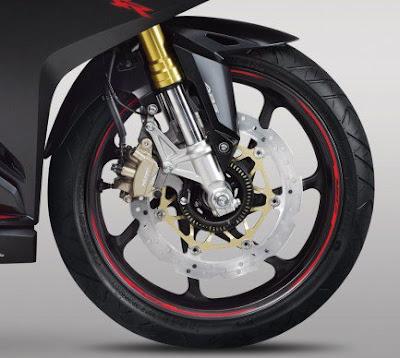 Honda CBR250RR Phuột Trước