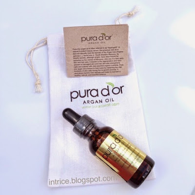 Pura Dor Argan Oil Swatch - photo credit: intrice.blogspot.com