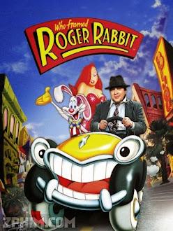 Roger Siêu Quậy - Who Framed Roger Rabbit (1988) Poster