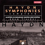 ハイドン:交響曲全集(33枚組)/Joseph Haydn: Symphonies 1-104
