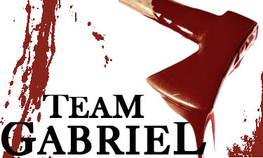 Team Gabriel: The Blackbrooke Trilogy