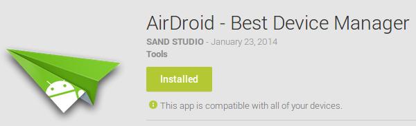 airdroid00 [Android] Mengirim SMS dari Komputer