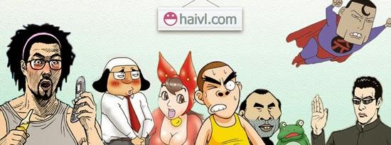 truyện hài Hàn Quốc