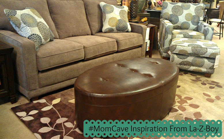 #MomCave Inspiration From La-Z-Boy Furniture Galleries