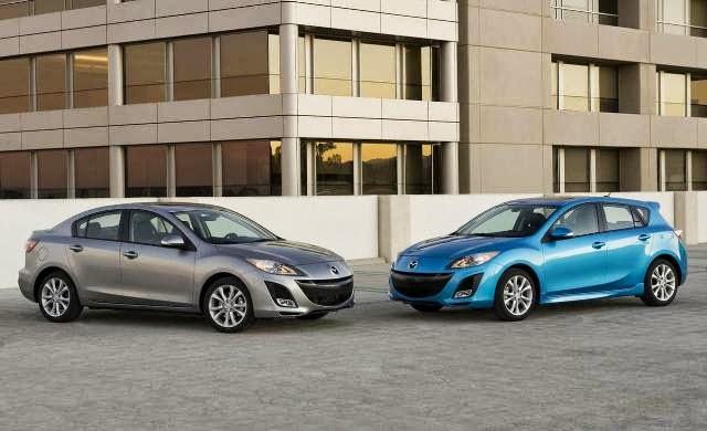 2011 Mazda 3 : 2011 Mazda 3 s sedan and hatchback photo