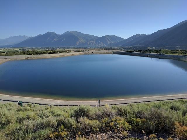 Spanish Oaks Reservoir