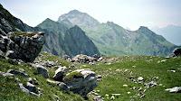 Mont Charvin Savoyen