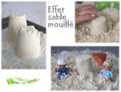 activite-jeu-enfant-sable-mouille-avec-farine-et-huile