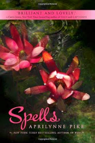 Review Spells By Aprilynne Pike