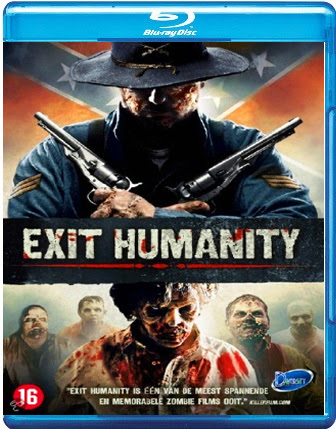 Filme Poster Exit Humanity BRRip XviD & RMVB Legendado