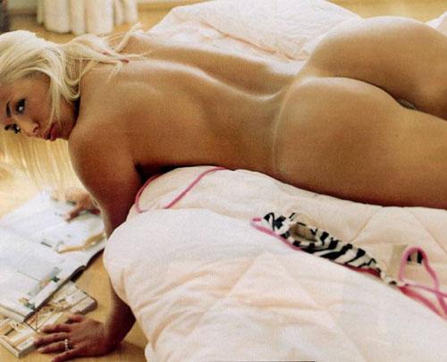 fotos da Joana Prado, A Feiticeira, nua pela na Playboy