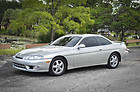 1999 Lexus SC300 Silver Black Leather 86K Miles Clean Automatic Soarer Supra